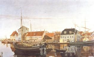 Randers havnebrygge