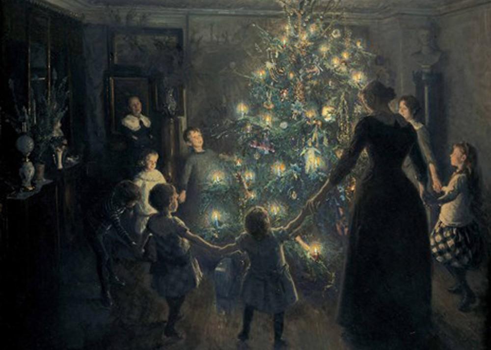 Jul I Gamle Dage